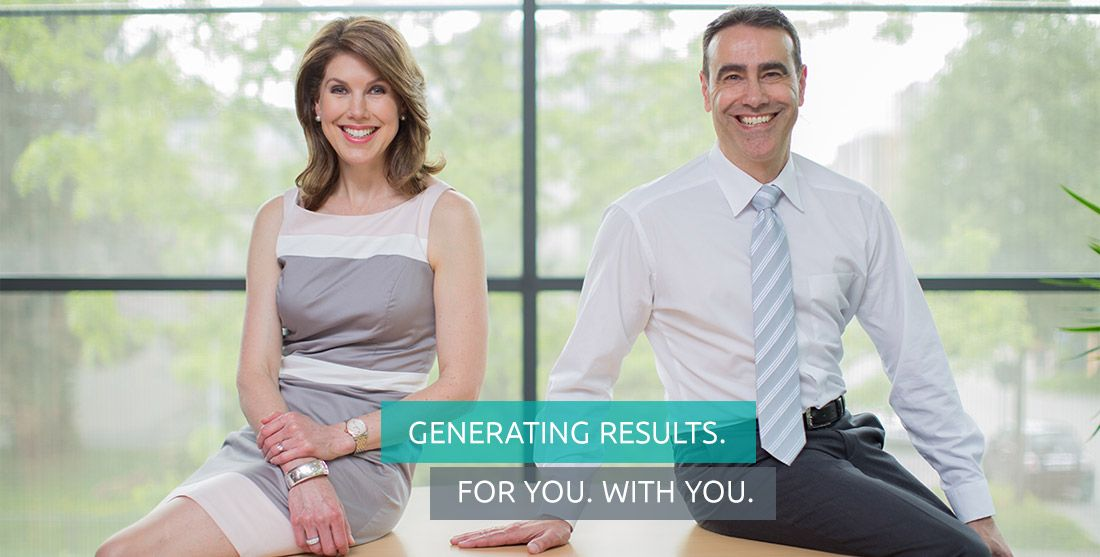 dental Results - Jennifer & Peter Brunzel